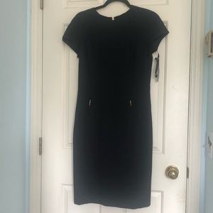 BNWT Ralph Lauren Navy Dress